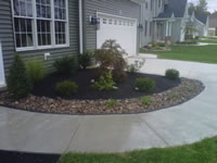 Lancaster Landscaping new build