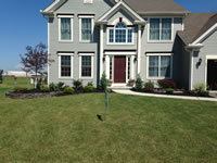 Lancaster NY Landscaping Work