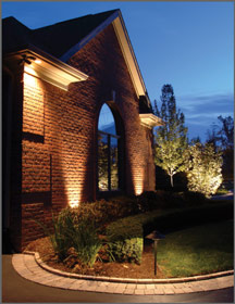 outdoor up lighting